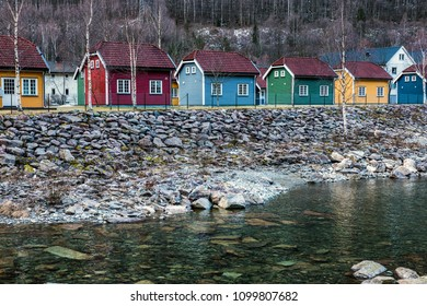 Rjukan Norway Scandinavian Houses