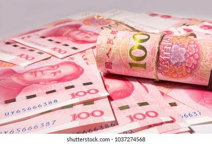 RMB 100 yuan