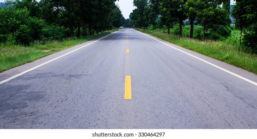 Road ahead in afternoon for travel
