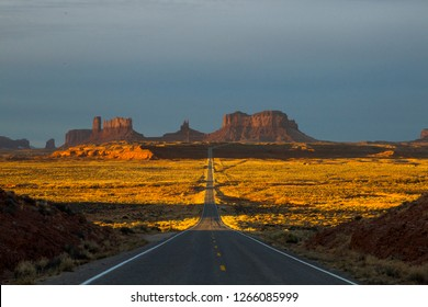 Road in Arizona