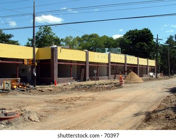 road and building construction