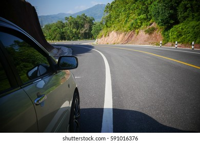 Road and Car Travelling