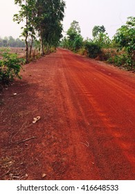 Road of country