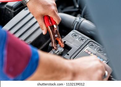 Road crash. Car repair. Car service. Roadside assistance