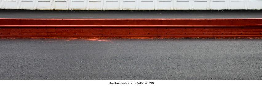 Pavement Curb Images Stock Photos Amp Vectors Shutterstock