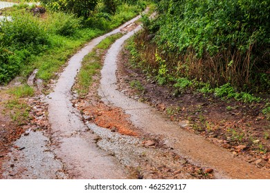 Road damage