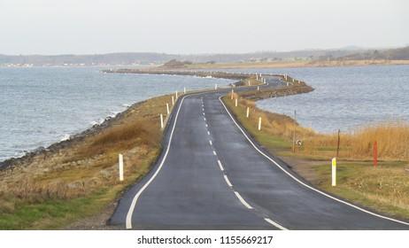 Road in Danmark