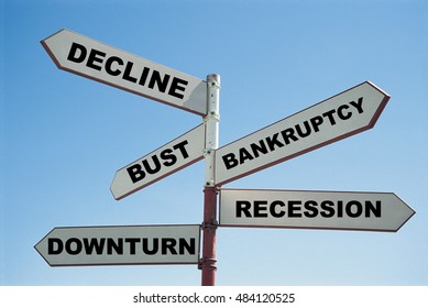 Road to a downturn