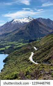 Road to Glenorchy New Zealand Lord of the Rings