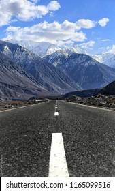 Road to Himalayas