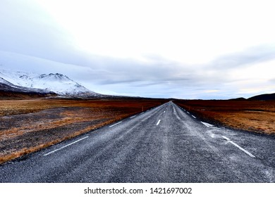 road into unknown with the mistical backgroun