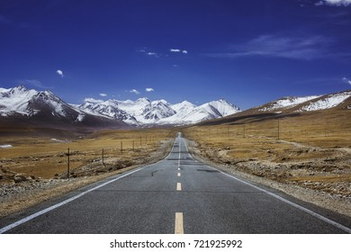 Road to Khunjerab