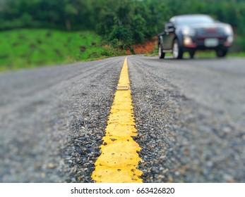 Road lane