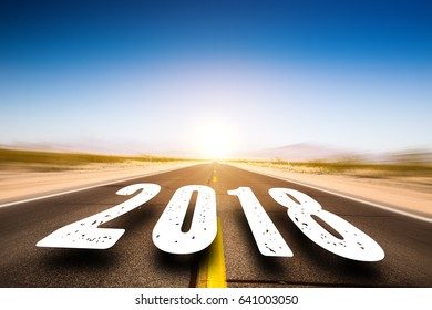 road leading to 2018 in a fast pace