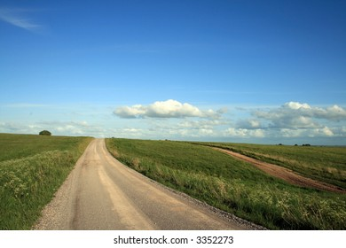 a road leading off into the distance