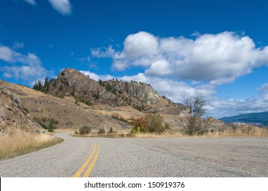 Road leads to a major vacation destination for those flocking to the Okanagan Valley.