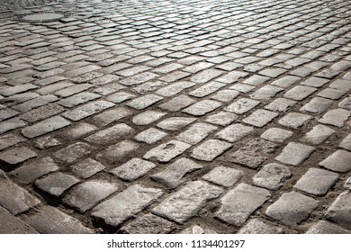 The Road Made of Stones