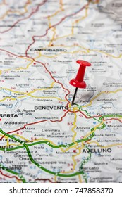 Close Belfast Map Red Pin Travel Stock Photo Royalty Free