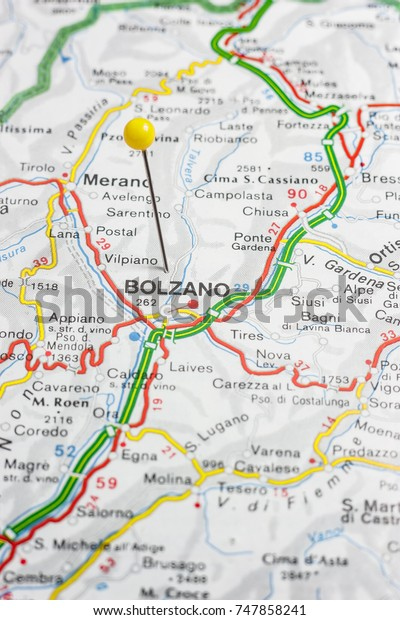 City Maps Bolzano Italy
