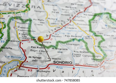 City Of Sondrio Images Stock Photos Vectors Shutterstock