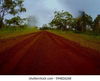 The Road to Menngen, NT