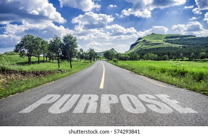 road of purpose
