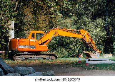 Road repair equipment