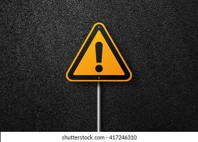 Triangle Alert Images, Stock Photos & Vectors | Shutterstock