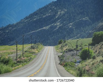 The road to South Canada