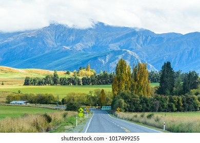 Road to South New zealand
