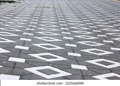 road stone flooring
