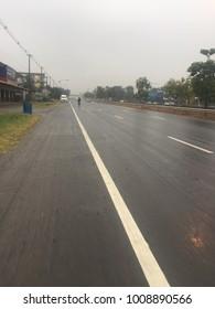Road  Street Rain