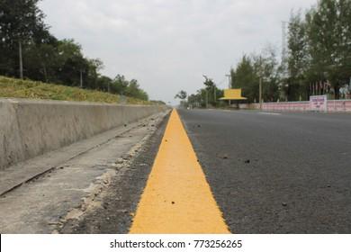 road in thailand at no.214
