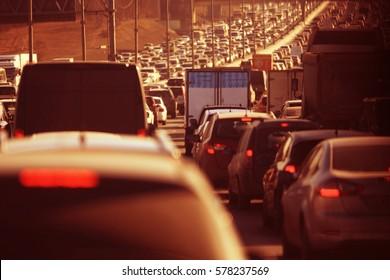 road transport freight transportation. transport concept