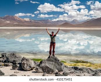 Road trip in the Andes, from San Pedro de Atacam to Uyuni