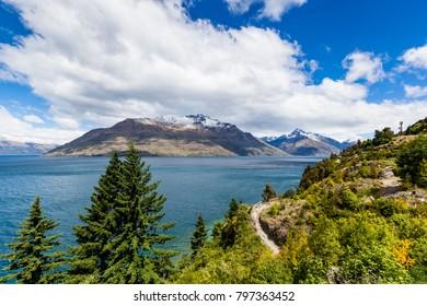 Road Trip beautiful landscape
