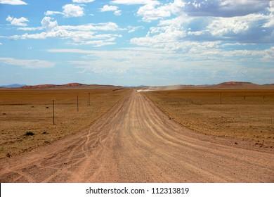 Road Trip, Namibia
