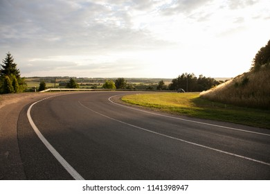 Road turning. life turning point. turn right. do not get out of the way. road safety. open all roads. to travel in summer.