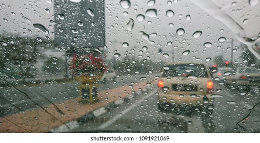 Blurry Rain Images Stock Photos Vectors Shutterstock