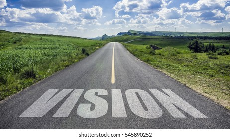 road of vision