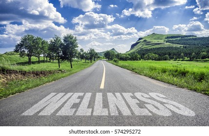 road of wellness