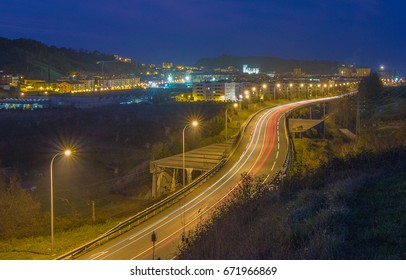 Road to Zumaia