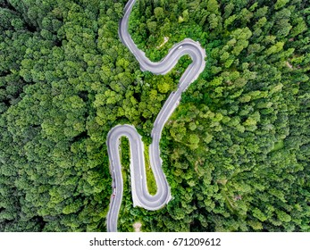 Carreteras desde arriba