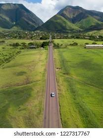 Roads to Maui