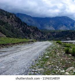 Roads of Mustang, Nepal