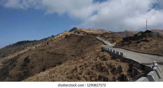 roads to Sandakphu