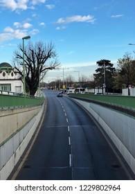 Roads in Vienna