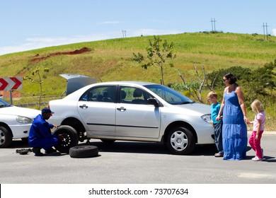 Roadside assistance -