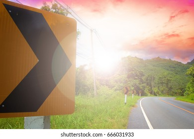 roadside scenic