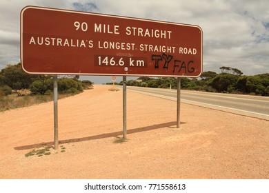 Road-signs of Australia